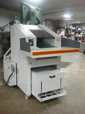 Hsm Sp 5088 Commercial Industrial Shredder Fa500.3 Baler Kp88.1 P-3 Security