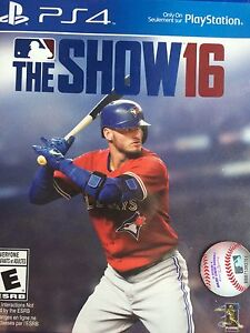 MLB the show 16 mint condition