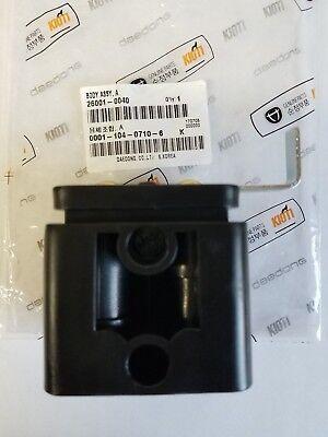 New Oem Kioti 26001-0040 Loader Joystick Valve Selector Body Assy For Ck Dk Rx