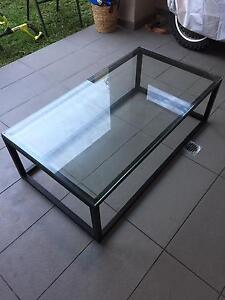 Freedom glass coffee table Lane Cove North Lane Cove Area Preview