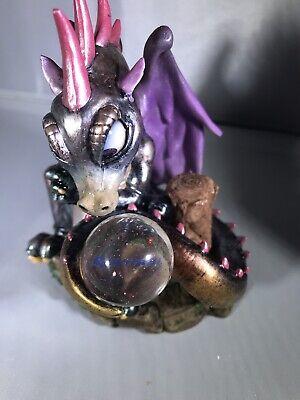 Dragon of Spirituality dragon figurine, fantasy, Dragon Dreams and Legends