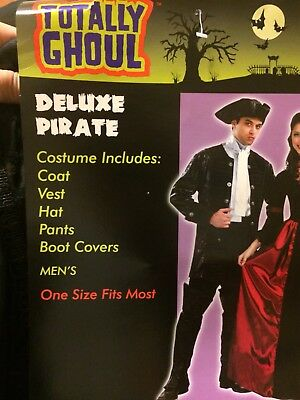 Pirate Halloween Costume for - Pirate Costume For Males