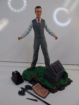 Actionfigur Giles aus Buffy und Angel , Figur von Clayburn Moore