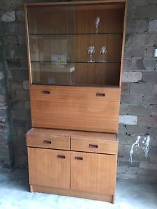 Glass cabinet North Epping Hornsby Area Preview