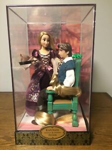 Disney Limited Edition Doll Rapunzel & Flynn Fairytale Series