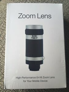 Zoom Lens for Mobile Device