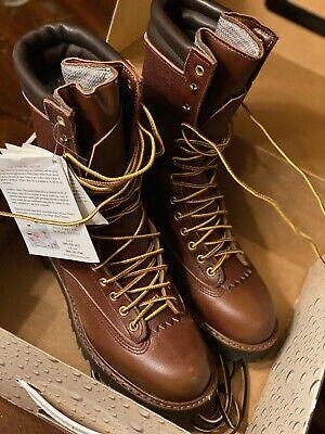 Whites Boots Men Hathorn Waterproof Outdoorsman Work Boots 3610