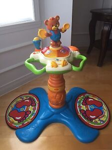 VTech Dancing Tower Sit-to-Stand