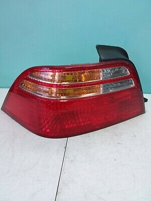 Fits 1999 - 2002 Acura RL Left Rear Driver Side Tail Light Lamp Taillight