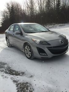 2010 Mazda3 GT FULLY LOADED