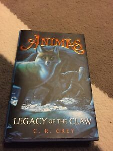 Animas Legacy of the Claw