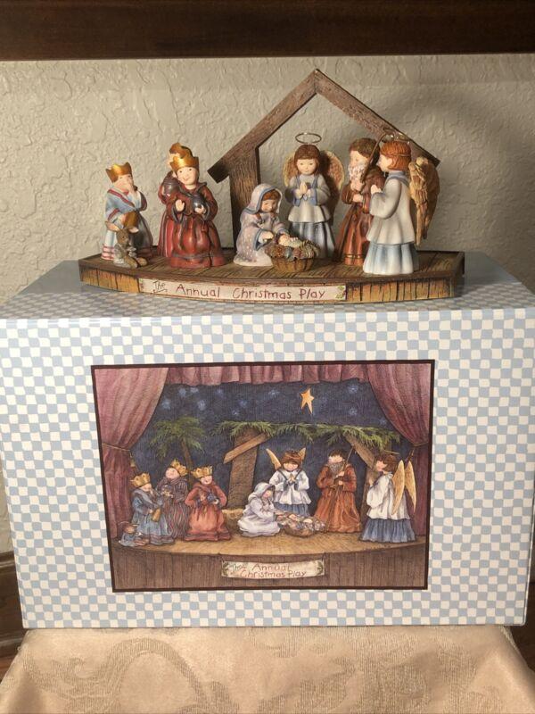 SPECIAL FRIENDS NATIVITY~ Sherri Baldwin~ The Annual Christmas Play ~ ADORABLE!