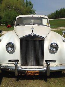 1961 Rolls Royce Silver Cloud 2 project