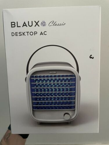 Blaux Classic Desktop AC Portable Cooling Fan FREE SHIPPING!