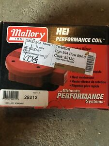 Mallory HEI Performance Coil