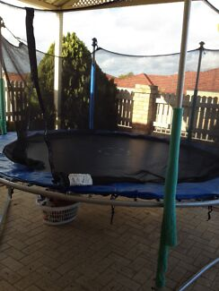 Trampoline 10ft Alexander Heights Wanneroo Area Preview