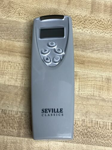 Seville Classics Oscillating UltraSlimline Tower Fan Remote Control Replacement