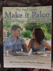 Make it paleo- cookbook