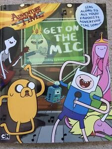 Adventure Time book