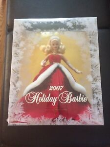 Collector holiday barbies
