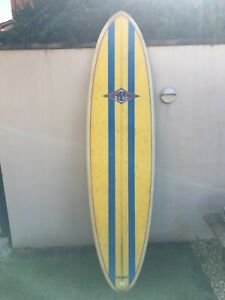 Bear Surfboard - Paul Hutchinson