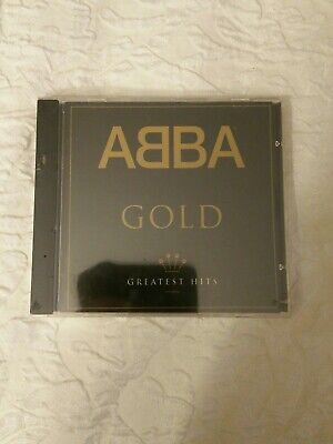Gold: Greatest Hits by ABBA (CD, 1992, PolyGram) New sealed.