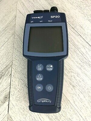 Vwr Symphony Sp20 Ph Meter - Portable - - Measurement Tool