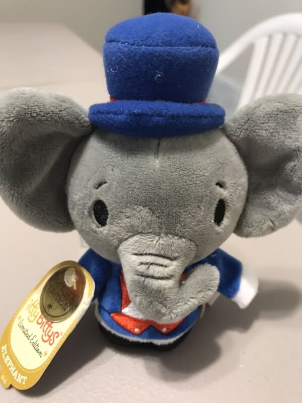 ELECTION 2020 REPUBLICAN PLUSH ELEPHANT FROM HALLMARK LIMITED EDITION