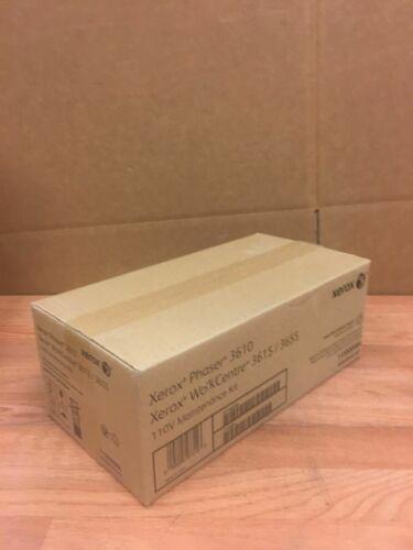 115R00084 NEW Genuine Xerox OEM Fuser Maintenance Kit Phaser 3610 3615
