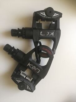 Look Keo Carbon Pedals, never used!