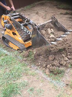 !!!! $200a day hire !!!! Dingo, boxer, excavator hire , tight access