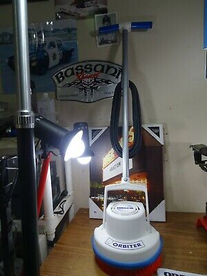 Oreck Orbiter Orb600mw Multi-purpose Floor Machine Buffer Scrubber Polisher