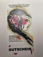 Tätowier Gutschein Aachen Nordrhein-Westfalen - Alsdorf Vorschau