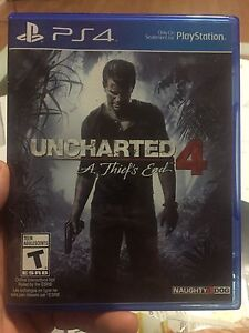 Uncharted 4. PS4