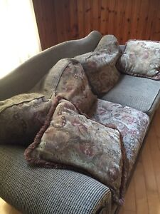 Couch/Sofa & Chair!!