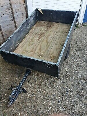 used car trailer 5ft x 3ft