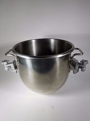 Used 30 Qt. Hobart Bowl Used Adapter Reducer For 60 Qt Hobart Mixer Model H600