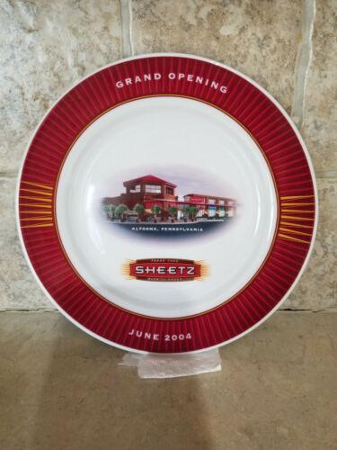 VINTAGE 2004 Sheetz Collectible Plate Altoona PA.**VERY RARE*VERY GOOD CONDITION