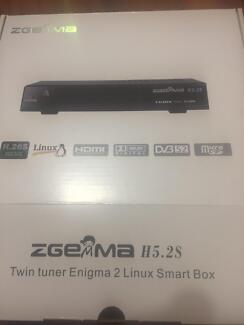 Zgemma H5.2s dual core satellite receiver