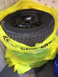 """""""16 winter tires and rims"""