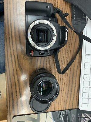 Canon EOS Rebel xti Bundle