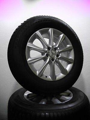 4 Winterreifen 265 60 R18 Mercedes GLS GL X166 18'' Alufelgen RDK A1664011102