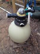 Pool Filter for sale Sunnybank Hills Brisbane South West Preview