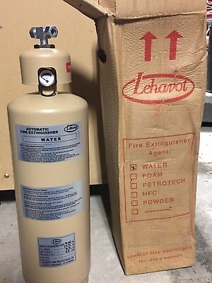 New Lehavot Automatic Fire Extinguisher Water Surpression Tank