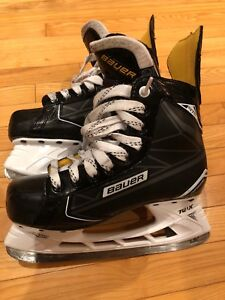 Bauer Supreme S170 Youth Skates size 5.5 (men's 7.5 or 8)