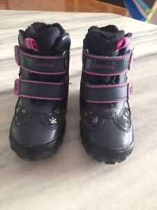 Winter boots Geox