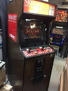 Neo Geo MVS 1 slot for sale or trade