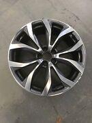 Audi alloy wheel Vermont Whitehorse Area Preview