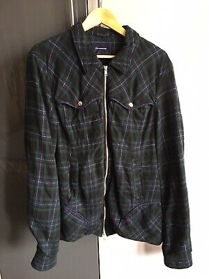 Johnundercover Wool Jacket Overshirt L Undercover Undercoverism