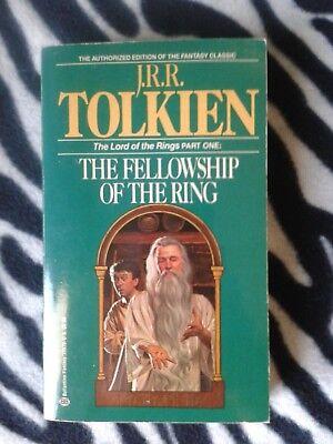 Gebraucht, The Fellowship of the Ring  The Lord of the Rings -- Part 1 von J. R. R. Tolkien gebraucht kaufen  Hamburg